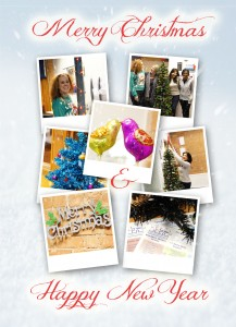 Jotters & LSC Christmas Card
