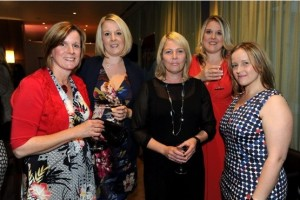 Leicester Mercury Women in Business awards. Pre dinner drinks reception. Social Pics.PICTURE CHRIS GORDON